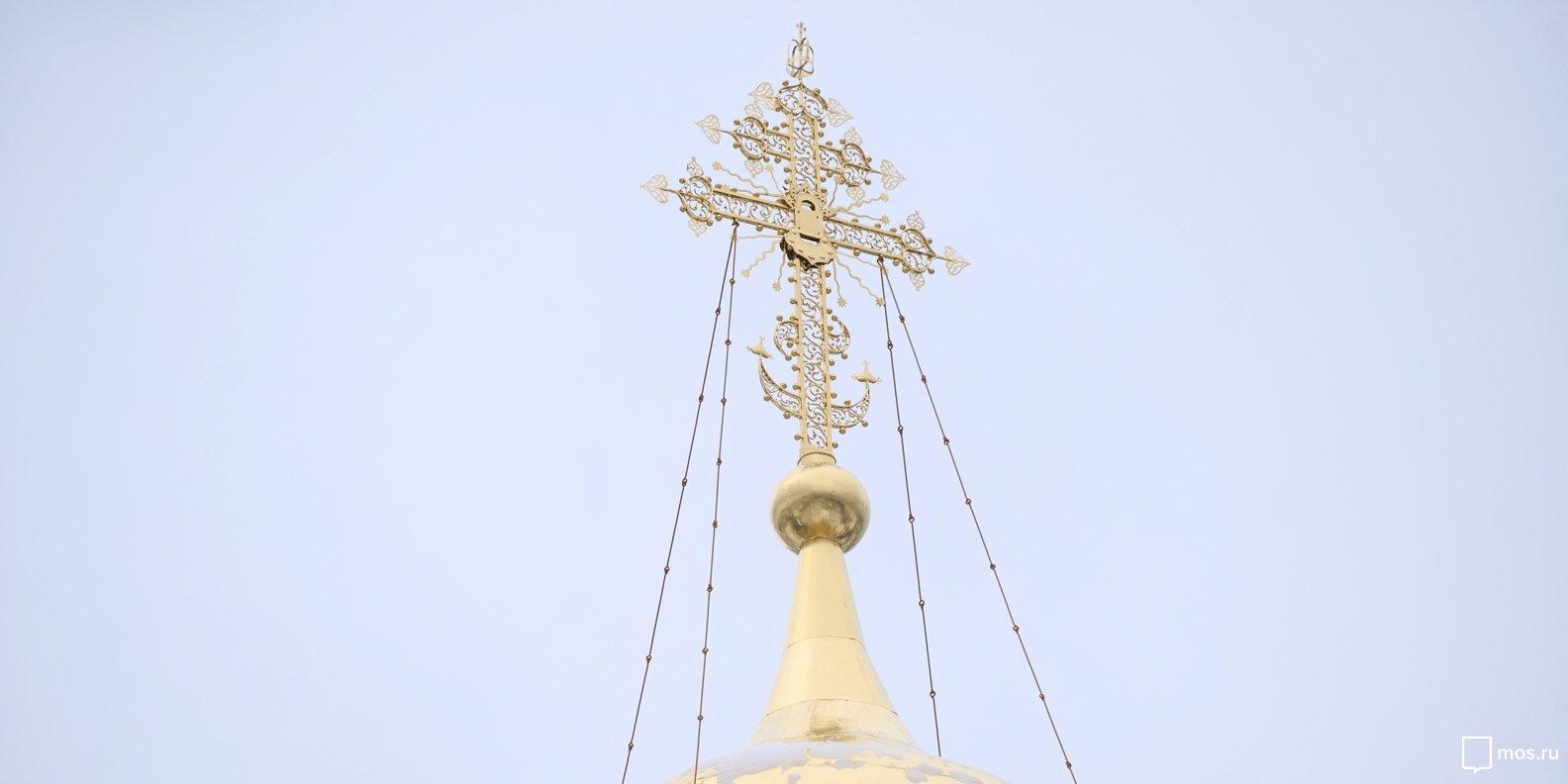 Храм на Фестивальной улице объявил о наборе в паломническую поездку в Серпухов. Фото:  mos.ru