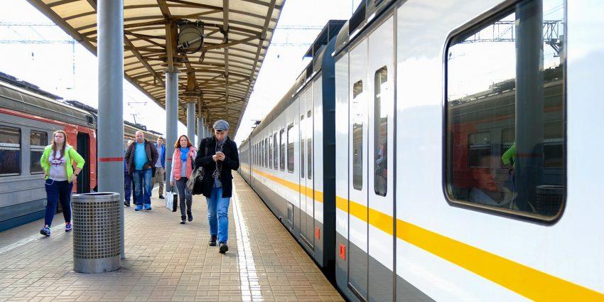В расписание пригородных поездов от станций Молжаниново и Новоподрезково внесли новые изменения. Фото:  mos.ru